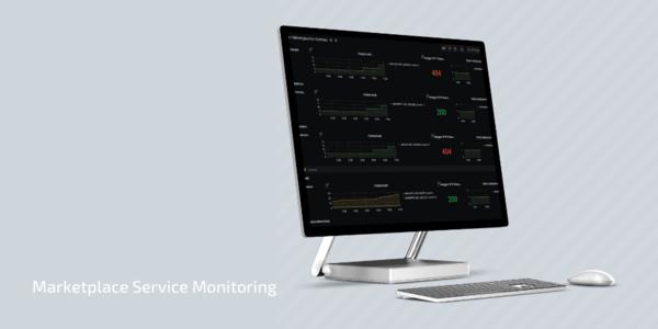 Мониторинг Сервиса Marketplace