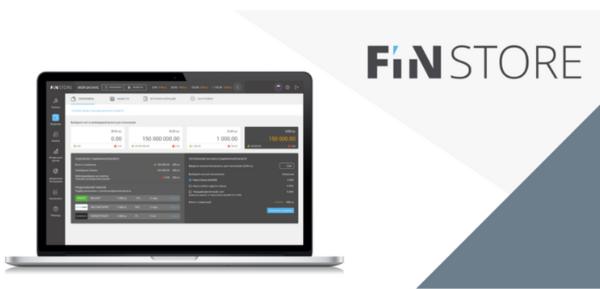Разработка Крипто-Платформы Finstore.by