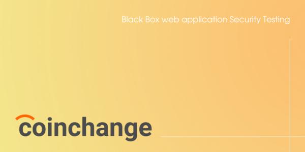 Тестирование безопасности веб-приложения Black Box