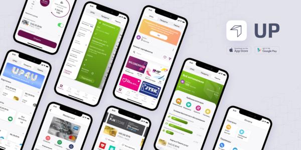 """Mobile App for """"BelVEB"""" Bank"""